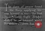 Image of Flying boat NC 4 United States USA, 1925, second 6 stock footage video 65675041840