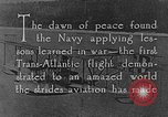 Image of Flying boat NC 4 United States USA, 1925, second 15 stock footage video 65675041840