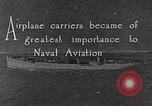 Image of The Aircraft Carriers USS Langley in Panama Canal and USS Saratoga bei Panama, 1925, second 5 stock footage video 65675041842