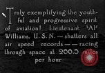 Image of Lieutenant Williams United States USA, 1925, second 3 stock footage video 65675041844