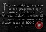 Image of Lieutenant Williams United States USA, 1925, second 4 stock footage video 65675041844