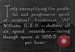 Image of Lieutenant Williams United States USA, 1925, second 13 stock footage video 65675041844