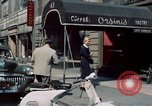 Image of New York City theaters and food New York City USA, 1956, second 6 stock footage video 65675041847