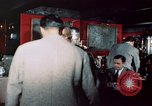 Image of New York City theaters and food New York City USA, 1956, second 15 stock footage video 65675041847