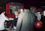 Image of New York City theaters and food New York City USA, 1956, second 16 stock footage video 65675041847