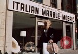 Image of Italian food and fashions in New York New York City USA, 1956, second 1 stock footage video 65675041848