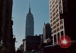 Image of Italian food and fashions in New York New York City USA, 1956, second 20 stock footage video 65675041848