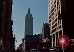 Image of Italian food and fashions in New York New York City USA, 1956, second 21 stock footage video 65675041848