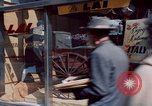 Image of Italian food and fashions in New York New York City USA, 1956, second 55 stock footage video 65675041848