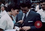 Image of Italian food New York City USA, 1956, second 7 stock footage video 65675041849