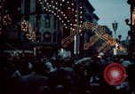Image of Italian food New York City USA, 1956, second 26 stock footage video 65675041849