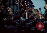 Image of Italian food New York City USA, 1956, second 27 stock footage video 65675041849