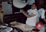 Image of Italian food New York City USA, 1956, second 31 stock footage video 65675041849