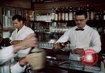 Image of Italian food New York City USA, 1956, second 37 stock footage video 65675041849