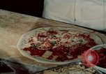 Image of Italian food New York City USA, 1956, second 40 stock footage video 65675041849