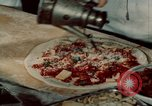 Image of Italian food New York City USA, 1956, second 42 stock footage video 65675041849