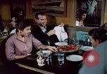 Image of Italian food New York City USA, 1956, second 46 stock footage video 65675041849
