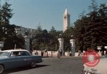 Image of Italian visit to United States United States USA, 1956, second 53 stock footage video 65675041850