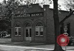 Image of Farmers Bank North Carolina United States USA, 1934, second 34 stock footage video 65675041856