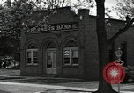 Image of Farmers Bank North Carolina United States USA, 1934, second 39 stock footage video 65675041856
