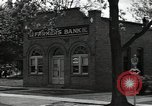 Image of Farmers Bank North Carolina United States USA, 1934, second 40 stock footage video 65675041856