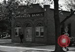 Image of Farmers Bank North Carolina United States USA, 1934, second 47 stock footage video 65675041856
