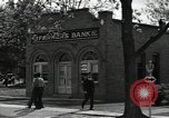 Image of Farmers Bank North Carolina United States USA, 1934, second 53 stock footage video 65675041856