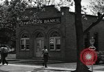 Image of Farmers Bank North Carolina United States USA, 1934, second 55 stock footage video 65675041856