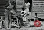 Image of African American family in southern USA North Carolina United States USA, 1934, second 37 stock footage video 65675041857