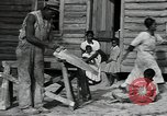 Image of African American family in southern USA North Carolina United States USA, 1934, second 39 stock footage video 65675041857