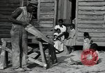 Image of African American family in southern USA North Carolina United States USA, 1934, second 40 stock footage video 65675041857