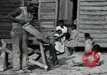 Image of African American family in southern USA North Carolina United States USA, 1934, second 41 stock footage video 65675041857