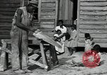 Image of African American family in southern USA North Carolina United States USA, 1934, second 42 stock footage video 65675041857