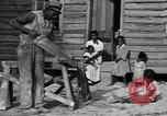 Image of African American family in southern USA North Carolina United States USA, 1934, second 44 stock footage video 65675041857