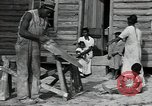 Image of African American family in southern USA North Carolina United States USA, 1934, second 45 stock footage video 65675041857