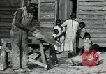 Image of African American family in southern USA North Carolina United States USA, 1934, second 46 stock footage video 65675041857