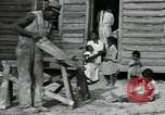Image of African American family in southern USA North Carolina United States USA, 1934, second 50 stock footage video 65675041857