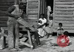 Image of African American family in southern USA North Carolina United States USA, 1934, second 51 stock footage video 65675041857