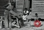 Image of African American family in southern USA North Carolina United States USA, 1934, second 53 stock footage video 65675041857