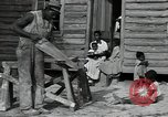 Image of African American family in southern USA North Carolina United States USA, 1934, second 54 stock footage video 65675041857