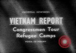 Image of Edward Kennedy South Vietnam, 1965, second 17 stock footage video 65675041873
