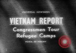 Image of Edward Kennedy South Vietnam, 1965, second 19 stock footage video 65675041873