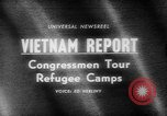 Image of Edward Kennedy South Vietnam, 1965, second 20 stock footage video 65675041873