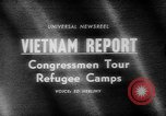 Image of Edward Kennedy South Vietnam, 1965, second 21 stock footage video 65675041873