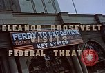 Image of Federal theater San Francisco California USA, 1939, second 3 stock footage video 65675041896