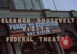Image of Federal theater San Francisco California USA, 1939, second 4 stock footage video 65675041896