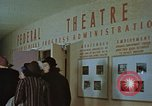 Image of Federal theater San Francisco California USA, 1939, second 25 stock footage video 65675041896
