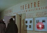 Image of Federal theater San Francisco California USA, 1939, second 27 stock footage video 65675041896