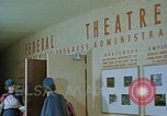 Image of Federal theater San Francisco California USA, 1939, second 2 stock footage video 65675041900