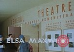 Image of Federal theater San Francisco California USA, 1939, second 6 stock footage video 65675041900